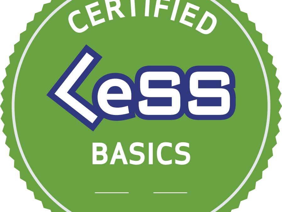UpcomingCertified LeSS Basics (CLB) – dec 2020