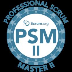 ExpiredProfessional Scrum Master II (PSM II)
