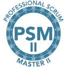 scrum.org Professional Scrum Master II (PSM-II)