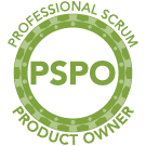 Scrum.org Professional Scrum Product Owner (PSPO)